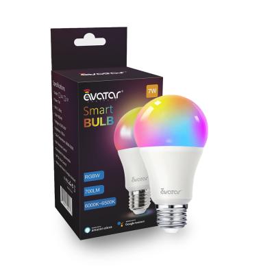 Smart WiFi Bulb 7W A19