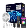 Multi-color Smart LED Light Strip with IR Remote