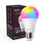 Smart RGBCW LED Light Bulb 9W