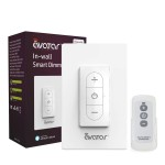 Smart Wifi Dimmer Switch with RF Remote